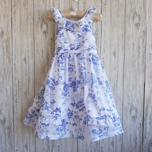 Rare Editions Floral dressy dress Size 5